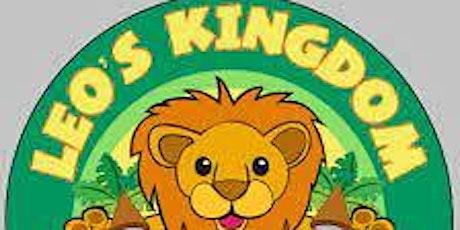 Leo's Kingdom - General Entry tickets