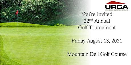 URCA 22nd Annual  Golf Tournament tickets