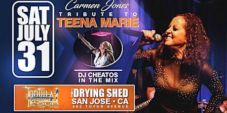 CARMEN JONES Tribute to TEENA MARIE tickets