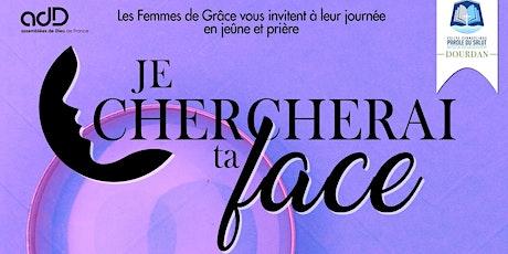 #FEGRACE | JOURNÉE DE PRIÈRE billets