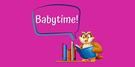POSTPONED Babytime  - Seaford Library tickets
