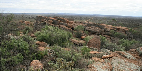 Ranger-guided walk at Wild Dog Hill - Whyalla Conservation Park tickets