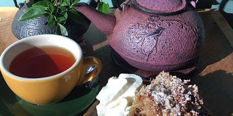 Eco herbal tea bag workshop with Linda Brennan from Ecobotanica tickets