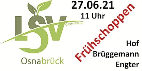 """LsV Osnabrück Frühschoppen """"Was war?  Was kommt?"""" Tickets"""