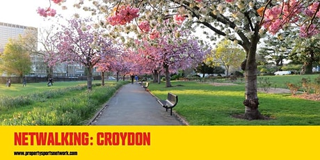 NETWALKING CROYDON: Property networking in aid of LandAid tickets