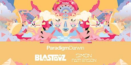 Paradigm Darwin tickets