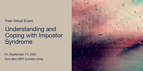 Understanding and Coping with Impostor Syndrome tickets