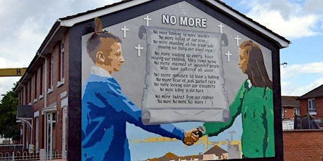 Mediating the Fragile Peace in Northern Ireland tickets