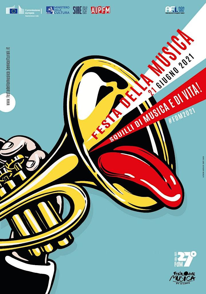Immagine FESTA DELLA MUSICA EUROPEA - CASINO' MUNICIPALE DI ARCO!