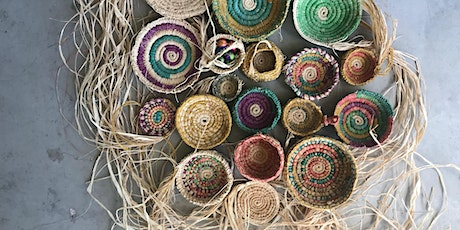 Coiled Basket Weaving with Liz Mayberry tickets