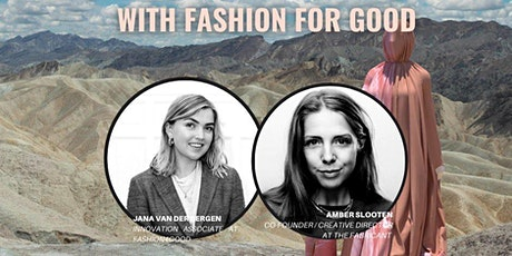 Fashion sustainability with Fashion for Good tickets