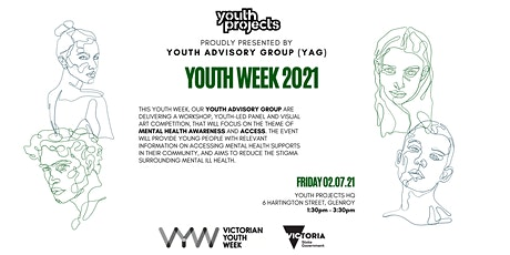 Mental Health Awareness and Access  | Youth Week 2021 tickets