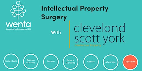Intellectual Property Surgery tickets