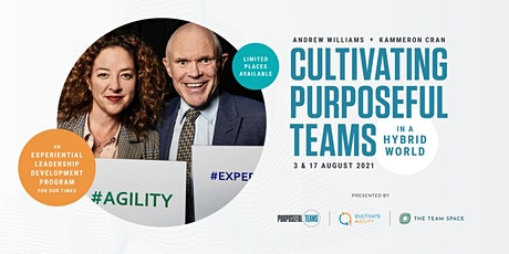 Cultivating Purposeful Teams tickets
