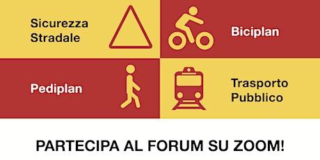 2° Forum PUMS 2030 | Gli scenari di progetto | Comune di Messina biglietti