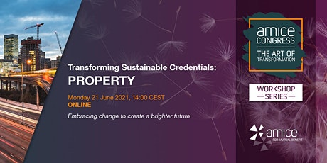 Transforming Sustainable Credentials: Property tickets