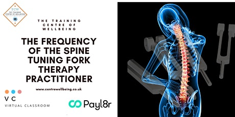 The Frequency of the Spine Tuning Fork Practitioner Training tickets