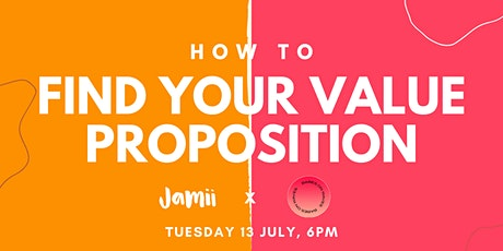 Finding Your Value Proposition tickets