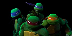 Awesome Superheroes - Turtle Power