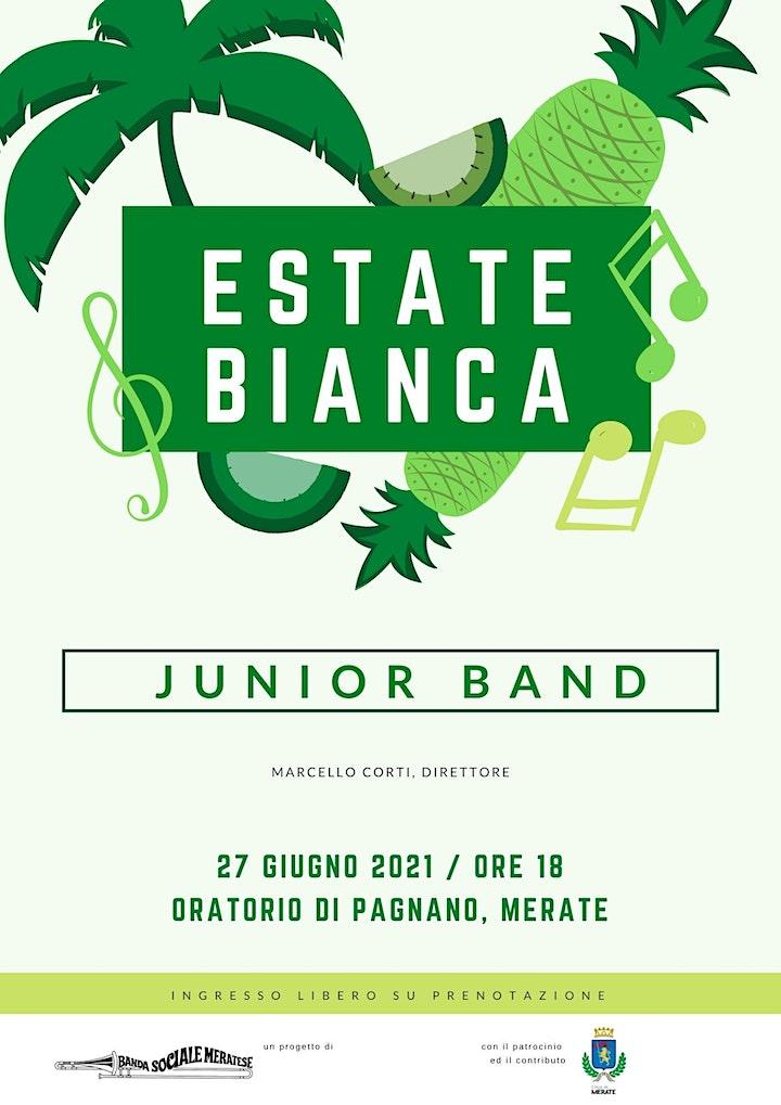 Immagine Concerto della Junior Band