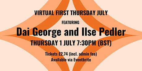 Virtual First Thursday July tickets