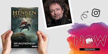 """NOW: Bernhard Hennen """"Die Blutkönigin"""" Tickets"""
