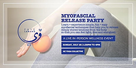 Myofascial Release Party tickets