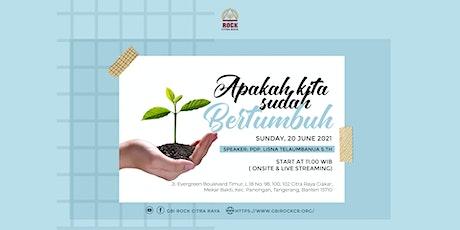 Kingdom Celebration | 20 Juni 2021 | Jam 11:00. tickets