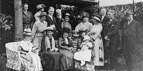Introduction to Family History - Online Workshop tickets