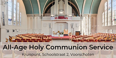 All-Age Service of Holy Communion tickets