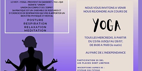YOGA BE KEF tickets