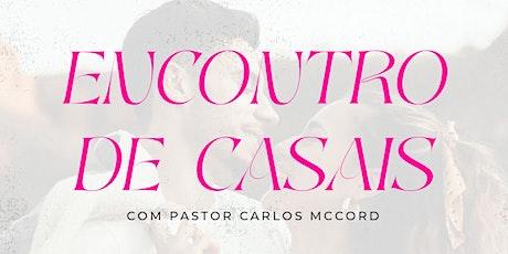 Curso de CASAIS 26/06 - 09h00 ingressos