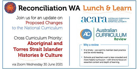 RWA RiE | ACARA Australian Curriculum Review Update tickets