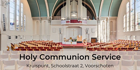 Service of Holy Communion tickets