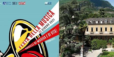 FESTA DELLA MUSICA EUROPEA - CASINO' MUNICIPALE DI ARCO! biglietti