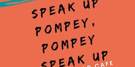 Speak Up Pompey, Pompey Speak Up tickets
