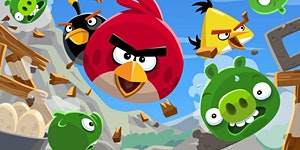 Gaming Overload - Angry Birdies