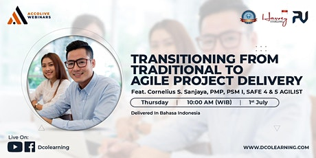 Transitioning From Traditional to Agile Project tickets
