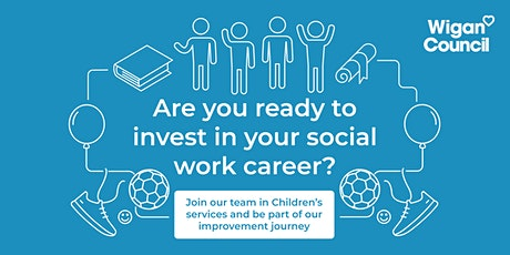 Children's Social Work Recruitment Event tickets