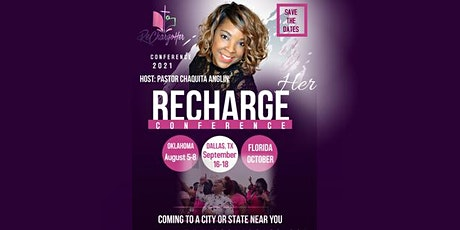 ReCHARGEHer WOMEN'S CONFERENCE - OKC - EMERGENCE tickets