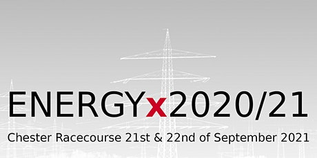 ENERGYx2020/21 21st & 22nd of September 2021 tickets