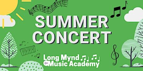 Long Mynd Music Academy Summer Performance tickets