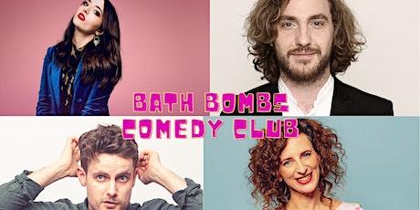 Bath Bombs Comedy Club 1 tickets