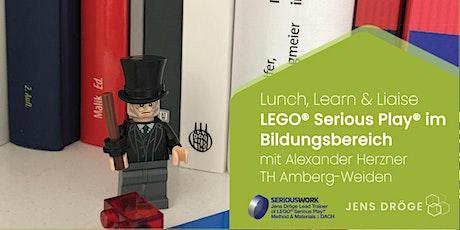 Kostenlos:  Lunch, Learn, Liaise: LEGO Serious Play im Bildungsbereich tickets