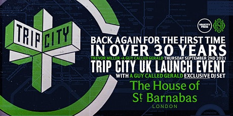 Trip City UK Launch Event tickets