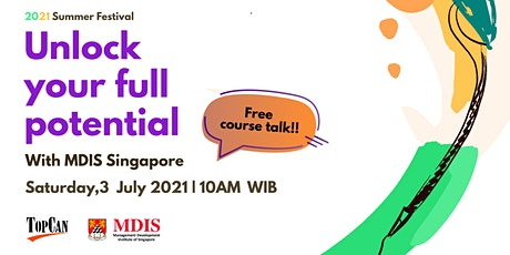Unlock your Full Potential with MDIS Singapore tickets