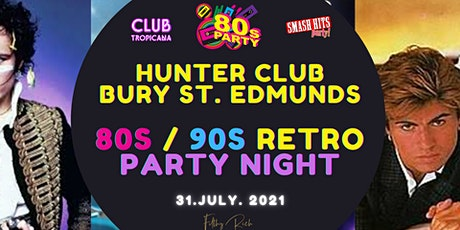 Ultimate Decades 80s V 90s Party Night tickets