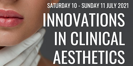 Innovations in Clinical Aesthetics tickets