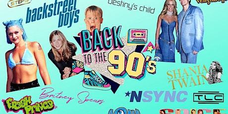 90's Night - SOUTH WEST SYDNEY tickets