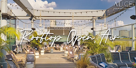 Rooftop Open Air Tickets